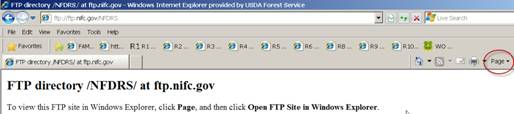 Open FTP Screenshot